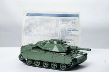 Vintage GI JOE - VEHICLE -1982 MOBAT Tank - HASBRO