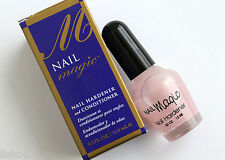 Nail Magic 0.5oz Nail Hardener & Conditioner Repair Top Base Coat Nail Manicure