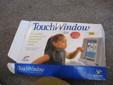 "New Vintage TouchWindows Edwards (windows and mac) Adb 15 and 17"" w/ software"