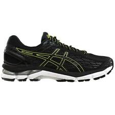 ASICS Men's Performance GEL-Pursue 3, Black/Green, 8 M US