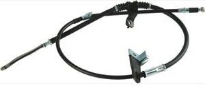 Brake cable For MITSUBISHI PAJERO II  2.5 TD 4WD  1990/12-1999/10 rear left