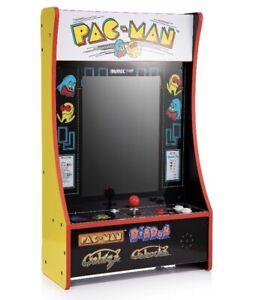 Retro Arcade 1up Spielautomat spiel Automat Pac Man 4 spiele Vintage Partycade