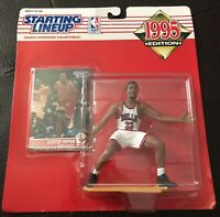 Starting Lineup Scottie Pippen NBA Chicago Bulls 1995 action figure