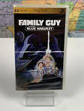 SHIPS SAME DAY FAMILY GUY PRESENTS BLUE HARVEST PSP UMD VIDEO **BRAND NEW**