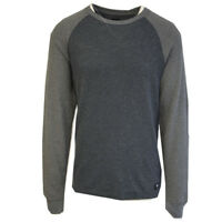 Vans Off The Wall Men's Burdett Thermal Raglan L/S Crewneck (Retail $55)