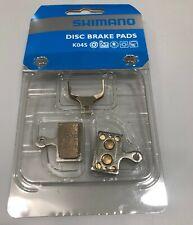 Shimano K04S Metal Disc Brake Pads & Spring