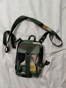 Rare Herschel Star Wars Collection Form L Crossbody Bag Boba Fett Mandalorian