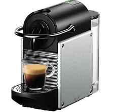 Nespresso PIXIE Delonghi EN 124.S Espressomaschine Kapselmaschine Aluminium NEU