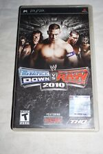Wwe Smackdown vs Raw 2010 (Sony PSP Playstation Portable) Complete