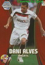 365 DANI ALVES BRAZIL SEVILLA.FC PSG ESTRELLAS TARJETA CARD MGK LIGA 2008 PANINI