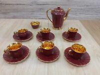 Wade royal Victoria coffee set, 14 pieces