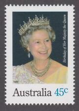 Australia 1995 #1431 Queen Elizabeth II, 69th Birthday - MNH