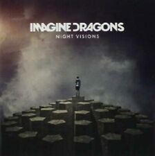 Imagine Dragons Night Visions CD SEALED New 2012 Interscope Records