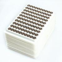 New 100Pcs AG3 392 LR41 1.55V Alkaline Button Cell Watch Battery Batteries BV