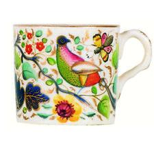 Gift Tag - Staffordshire Coffee Can, Circa 1805