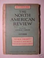 N. A. REVIEW October 1917 A. POLLEN CATHERINE RADZIWILL