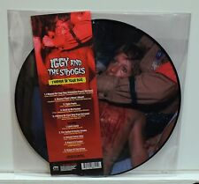 IGGY Pop AND THE STOOGES I Wanna Be Your Dog VINYL PICTURE LP New