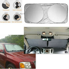 Car Windshield Sun Shade Maximum Protection Foldable Sunshade Windshield Cover