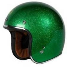 New TORC T50 Open Face 3/4 Motorcycle Helmet DOT Cafe Racer Retro Vintage