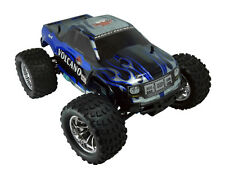 NEW REDCAT Volcano S30 1/10 Scale Nitro Monster Truck 2.4GHz - BLUE/SILVER