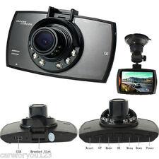 """2.4"""" Auto Car DVR Dash Cam Video Camera LCD Recorder G-sensor IR Night Vision"""