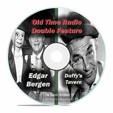 Edgar Bergen, Duffy's Tavern, All Known 447 Old Time Radio Shows OTR MP3 DVD F84