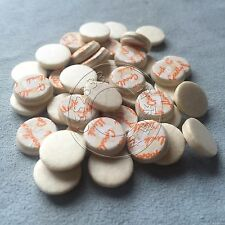600 pieces clarinet pads good material 6 sizes