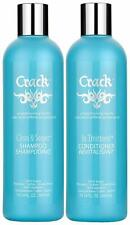 Crack Shampoo & In Treatment Conditioner Set - 10.14oz each - 100% Vegan