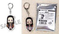 Demon Slayer Kimetsu no Yaiba Trading Acrylic Keychain Nezuko Kamado License NW