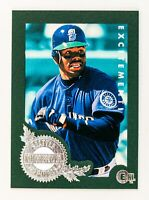 Ken Griffey Jr. #113 (1996 Fleer/Skybox) E-XL Excitement, Seattle Mariners, HOF