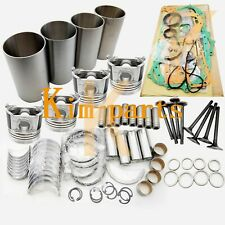 4TNE98 Overhaul Rebuild Kit for Komatsu SK09J-2 WB70A-1 FD20TH FD30H XD30