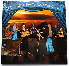 2007 PUTUMAYO WORLD MUSIC SAMPLER CD - PROMO CD P992-SL - NEW