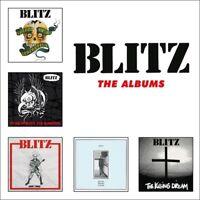 Blitz - Albums [New CD] Boxed Set, UK - Import