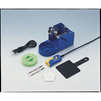 Hakko FM2023-05 SMD Mini Tweezer with T9-I Tips and FH200-04 Stand for the FM20