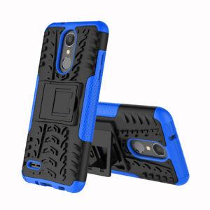 Case For LG Stylo 6 K51 K31 Rebel K22 K92 V60 Hybrid Rugged Stand Armor Cover