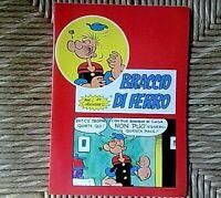 Quaderno scuola elementare originale PIGNA anni 70/80 BRACCIO DI FERRO POPEYE
