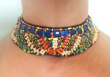 Beaded Chocker Necklace
