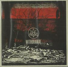 Woe - Withdrawal ( CD 2013 ) NEW / SEALED