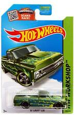 2015 Hot Wheels #208 HW Workshop Heat Fleet '67 Chevy C10 KMART EXCLUSIVE