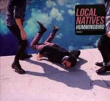 Hummingbird [Digipak] by Local Natives (CD, Jan-2013, Frenchkiss Records)