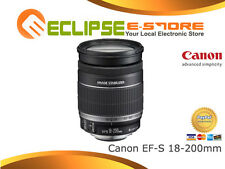 New Canon EF-S 18-200mm 18-200 f/3.5-5.6 IS Lens 50D Super Deal