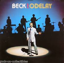 Beck 1997 Odelay Promo Poster