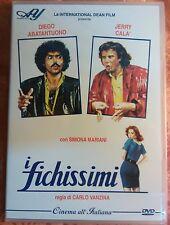 FILM-DVD- I FICHISSIMI - CON DIEGO ABATANTUONO JERRY CALA E SIMONA MARIANI NUOVO