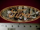 Camo Ford window sticker decal F150 F250 F350 Mustang Torino IMCA USRA NHRA