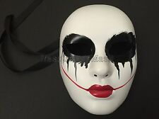 THE PURGE Cross MOVIE ANARCHY Horror Killer Halloween Masquerade Costume Party