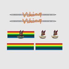 viking master ss fahrradrahmen aufkleber, abziehbilder, transfers n.4