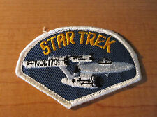 STAR TREK Ship NCC-1701 USS Enterprise Embroidered Cloth PATCH