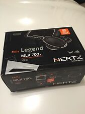 """HERTZ MILLE LEGEND 700.3 3"""" 2-WAY COMPONENT -  NO RESERVE - FREE UPS SHIPPING"""