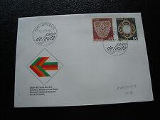 SUISSE - enveloppe 17/3/1977 (cy53) switzerland