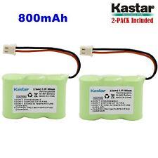 2 x 2/3AA 3.6V 800mAh Ni-MH Battery for Vtech BT-17333 BT-27333 CS2111 01839